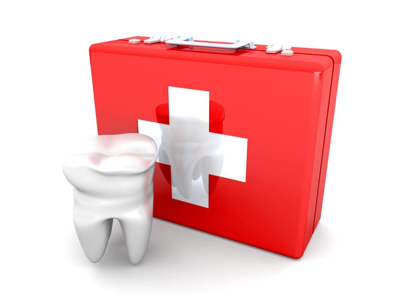 Erste Hilfe für den Zahn